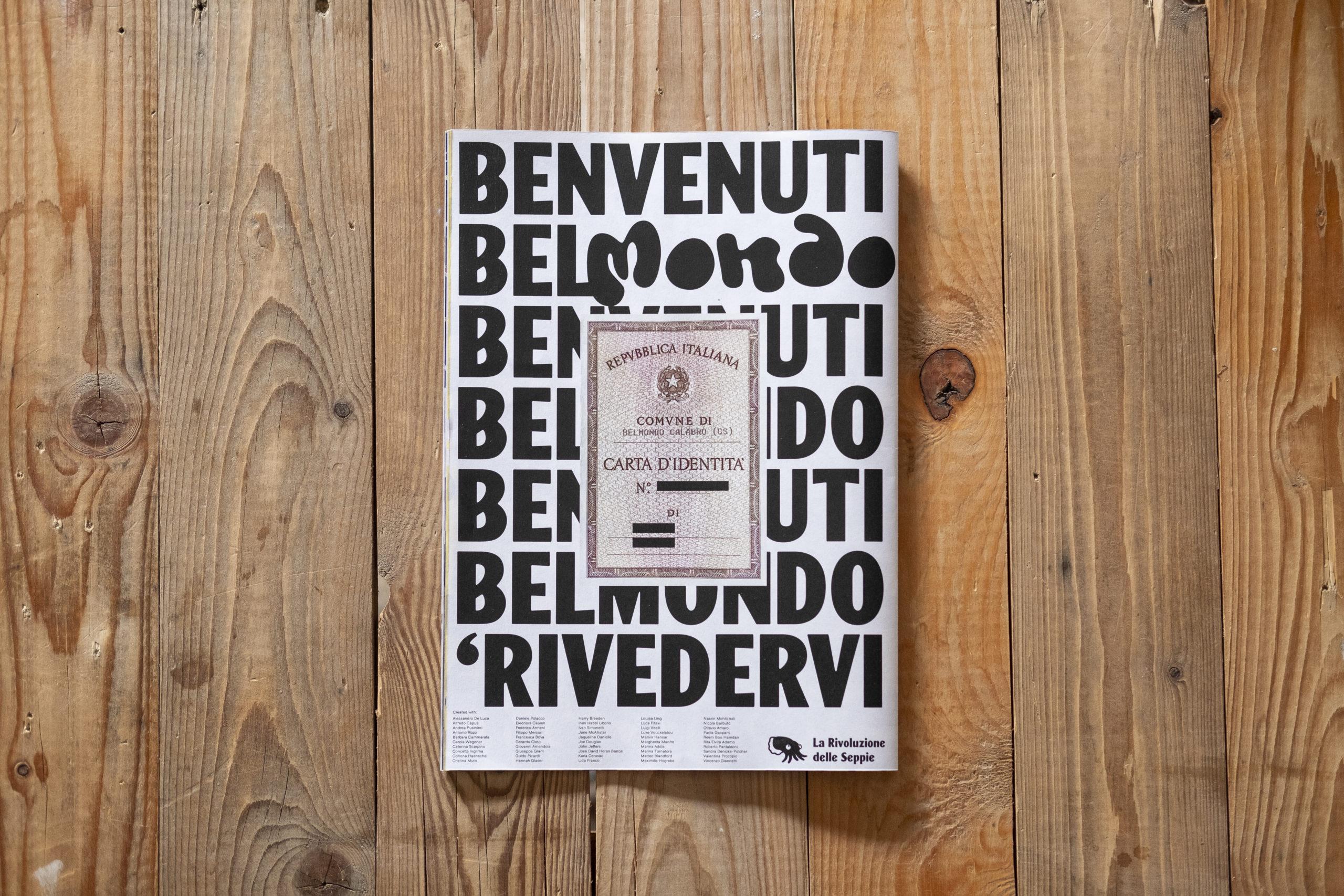 Back cover fanzine 1