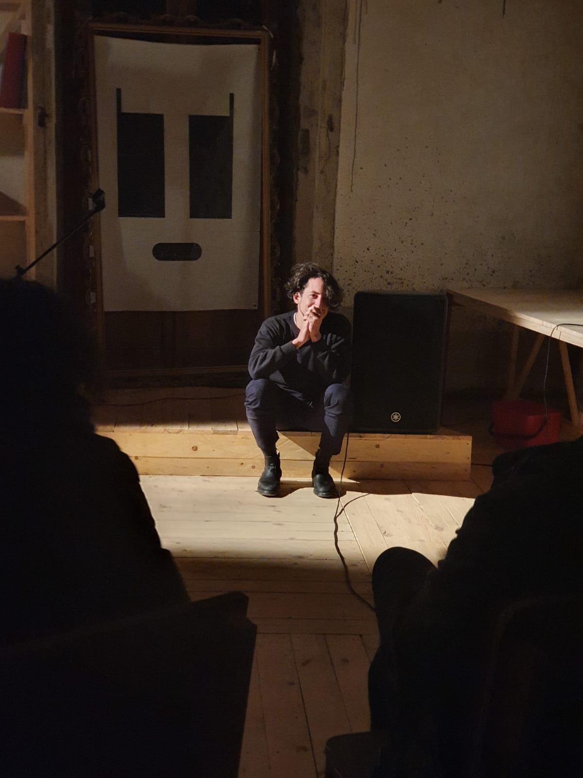 Performance di Emanuele Marchetti